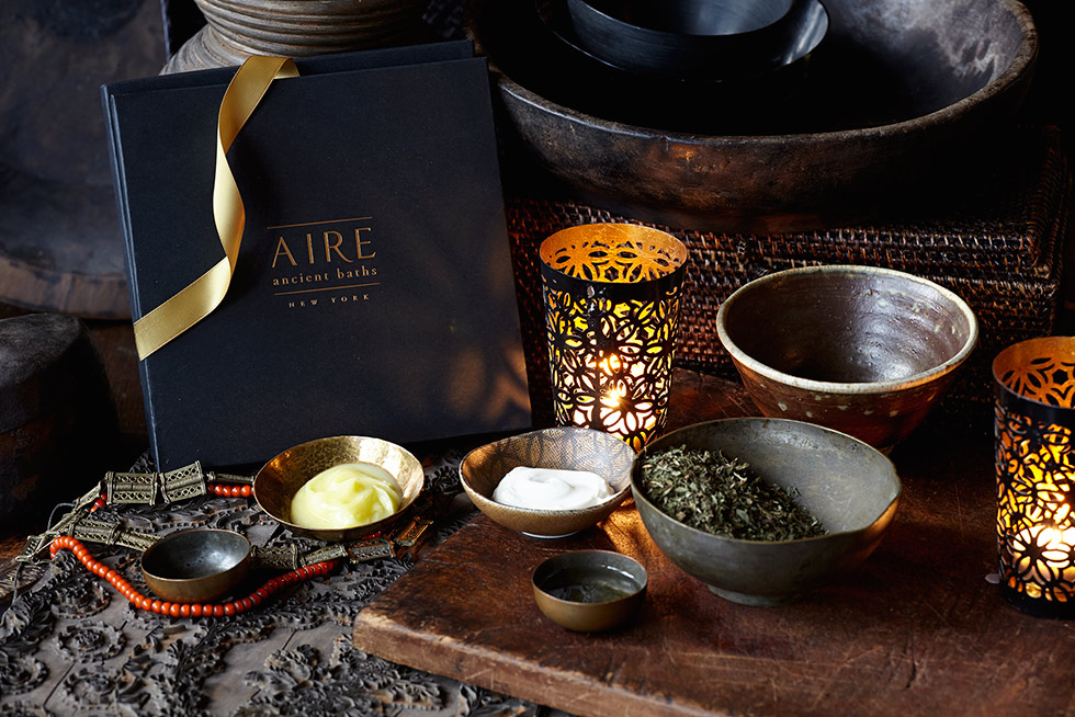Gift Box :: © Aire Ancient Baths New York