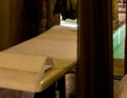 Thermal Bath with Aromatherapy and Relaxing 30 minutes Massage :: © Aire Ancient Baths New York
